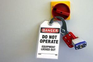 lockout/tagout/tryout
