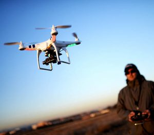 UK drone and model aircraft course